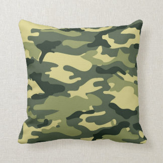 Camoflauge Pillow