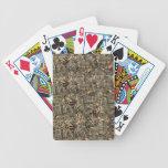 Camoflauge Playing Cards