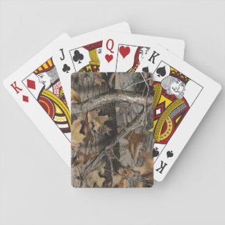 Camoflauge Playing Cards