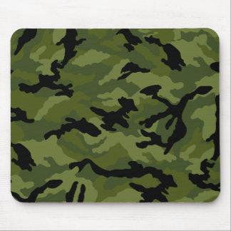 Camoflouge mouse pad