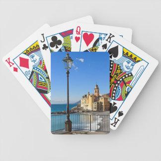 Camogli, Italia Baraja Cartas De Poker