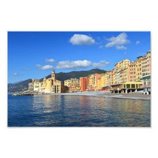 Camogli, Italia Impresiones Fotográficas