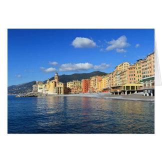 Camogli, Italy Card