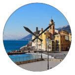 Camogli, Italy Clocks