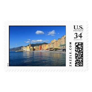 Camogli, Italy Postage Stamp