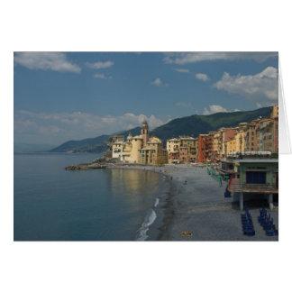 Camogli, Italy Stationery Note Card