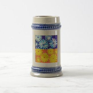camomile beer stein