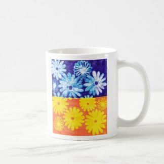 camomile coffee mug