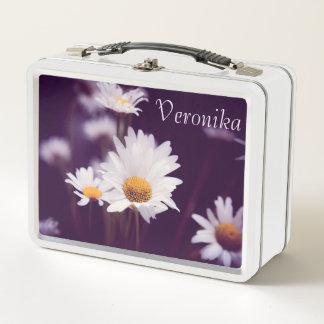 Camomile dreams metal lunch box