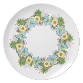 Camomile Ornament Plate