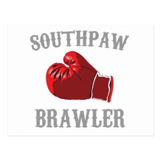 camorrista del southpaw postales