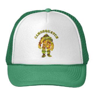 CamoSquatch: Bobo nunca encontrará Bigfoot Gorros