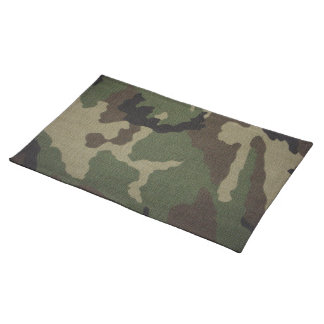 Camouflage 1 placemat