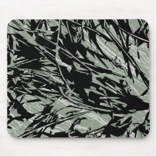 Camouflage Absract Pattern Mousepad Mouse Mat