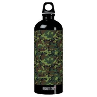 Camouflage Aluminum Water Bottle