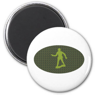 camouflage  ARMY Magnet