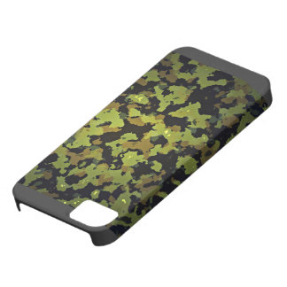 Camouflage Backdrop iPhone SE/5/5s Case