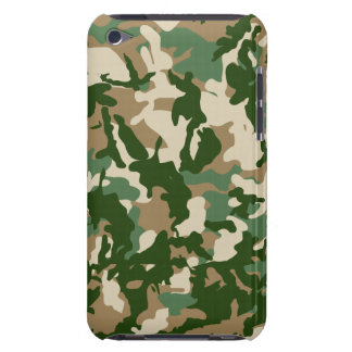 Camouflage Barely There iPod Case