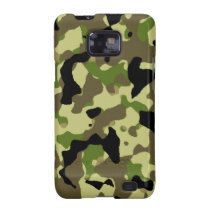 Camouflage Black Green Khaki Effect Galaxy S2 Galaxy S2 Cases at  Zazzle