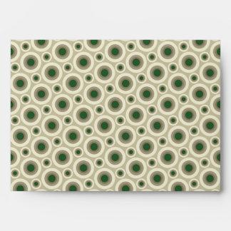 Camouflage bubbles envelope