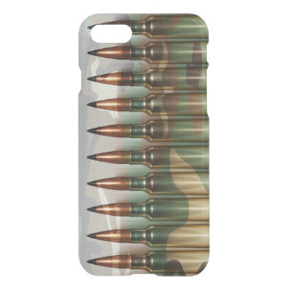 Camouflage Bullets iPhone 7 Case