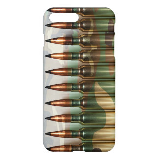Camouflage Bullets iPhone 7 Plus Case