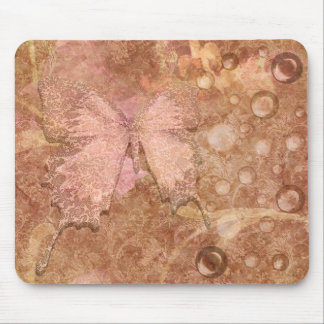 Camouflage Butterfly_Mousepad Mouse Pad