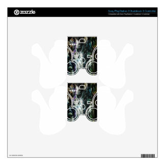 Camouflage by design PS3 controller decals
