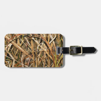 Camouflage By john Travel Bag Tag