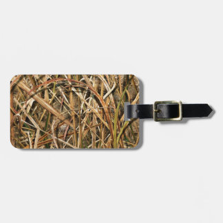 Camouflage By john Luggage Tags