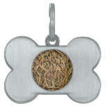 Camouflage By John Pet ID Tag