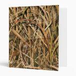 Camouflage By john Vinyl Binder