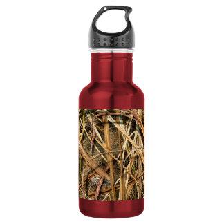 Camouflage By john Water Bottle