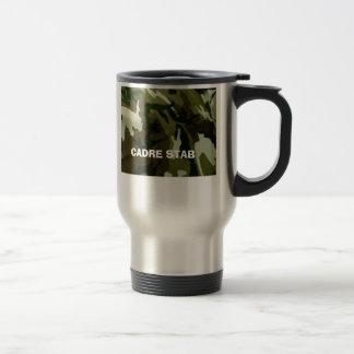 Camouflage, CADRE STAB Coffee Mugs