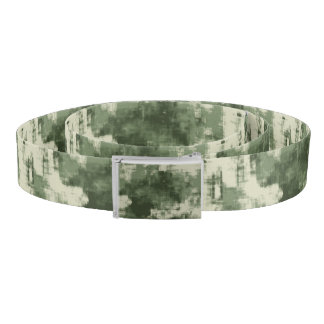 Camouflage, Camo, Military, Outdoorsmen Pattern Belt