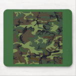 Camouflage Camouflage Mouse Pad