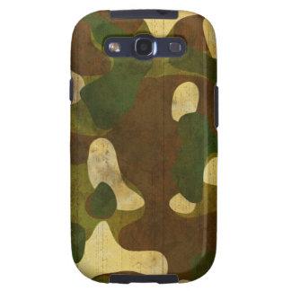 Camouflage Galaxy SIII Case