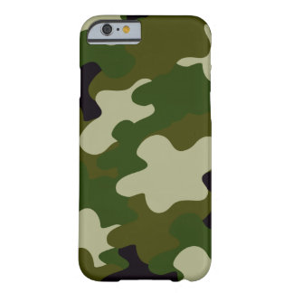 Camouflage Barely There iPhone 6 Case