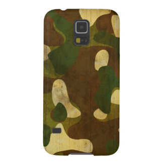 Camouflage Galaxy S5 Covers