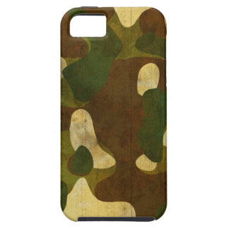 Camouflage iPhone 5 Cases