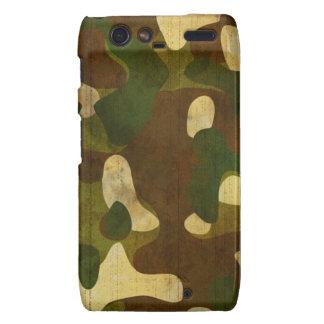 Camouflage Motorola Droid RAZR Covers
