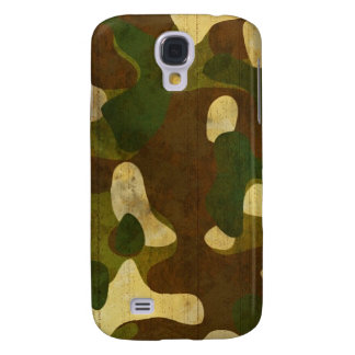 Camouflage Galaxy S4 Case