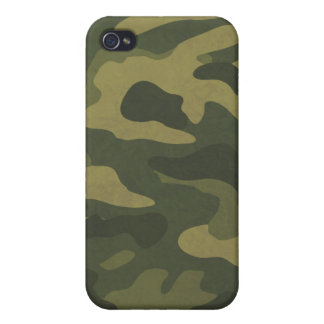 Camouflage Cases For iPhone 4