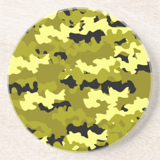 Camouflage Drink Coasters