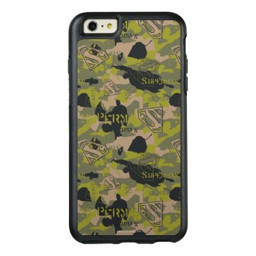 Camouflage Collage OtterBox iPhone 6/6s Plus Case