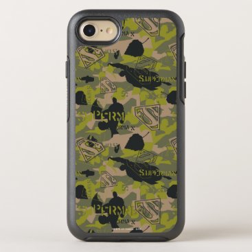 Camouflage Collage OtterBox Symmetry iPhone 8/7 Case