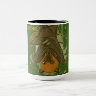 Camouflage Colors Flying Fox Mug
