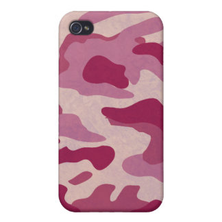 Camouflage Cover For iPhone 4