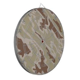 Camouflage Dartboard
