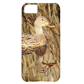 Camouflage Duck Hunting Camo iPhone 5c Case